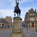 Hawick Horse monument