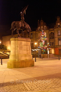 Christmas in Hawick