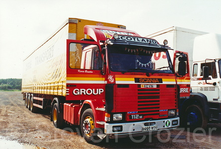 Dumfries & Galloway hauliers