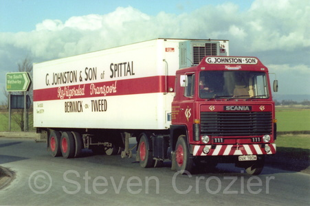 G Johnston & Son - Berwick upon Tweed