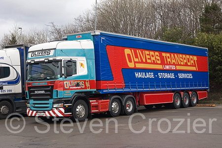 Olivers SN59EAM