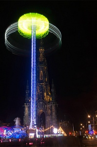 Edinburgh sky flyer