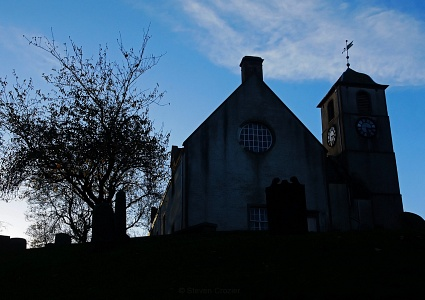St Marys Church, Hawick