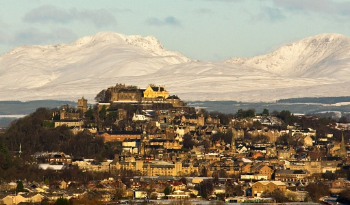 Wintery Stirling