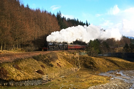 44871/45407 Tyndrum Upper 280318
