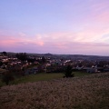 Dawn over Hawick