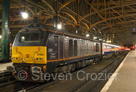 67005 Glasgow Central 080911