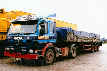 Tennant Transport - Forth